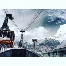 October skiing Cervinia/Zermatt 
