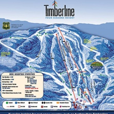 Skimap Timberline Four Seasons